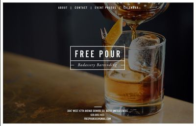 Bartenders for Hire Boulder CO